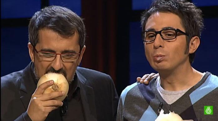 A Bocaos Andreu, Berto y @Jumosol